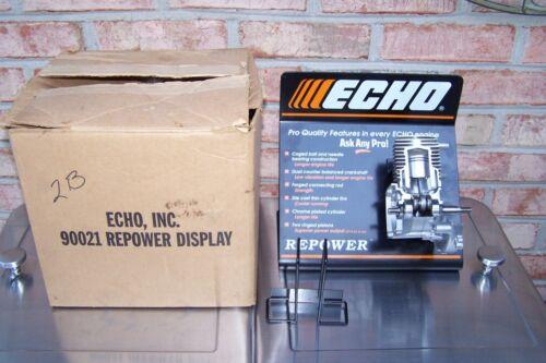Echo Motor Cutaway Salesman Display with Original Shipping Box