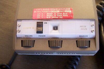 General Electric Master Ii Radio Control Head Mic Wiring Harness