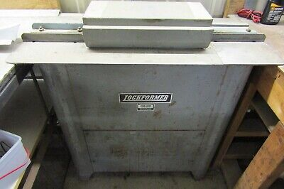Pittsburgh Lock Former Machine With Drive Attachment - Local Pickup Only