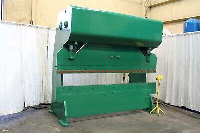 150 Ton X 10 Wisconsin Press Brake Yoder 65214