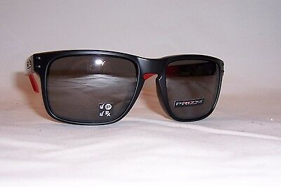 0544833bdbd New Oakley Sunglasses HOLBROOK OO9102-D3 RUBY FADE PRIZM BLACK POLARIZED  9102