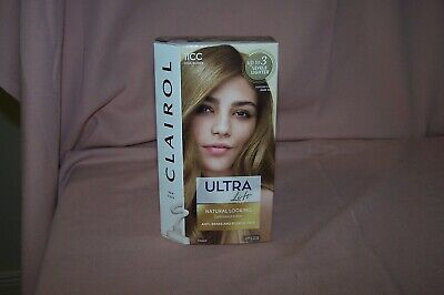 Clairol Blonde Lift (Clairol Ultra Lift Luminous Color Permanent Hair Color 11CC Cool Blonde NEW Box)