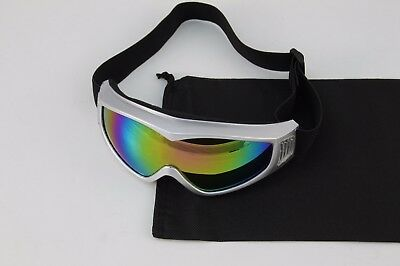 как выглядит Снегоступы C502Silver Youth / Adults UV glasses goggles Protection for hunting ski snowshoe фото
