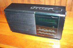 Nakamichi TM-1 Table Top Radio Alarm Clock