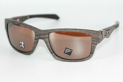 Oakley Jupiter Squared POLARIZED Sunglasses OO9135-35 Woodgrain W/PRIZM Tungsten