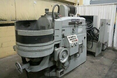 25 Sunstrand Horizontal Spindle Rotary Surface Grinder Yoder 65454