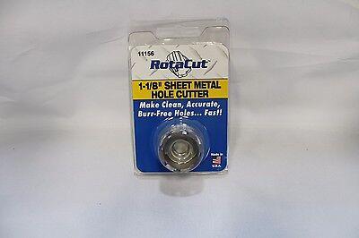 1-18 Rotacut Sheet Metal Cutter 11000 Series Hougen Part Number 11156