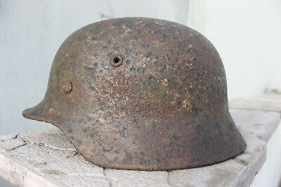 M40/ET68 ,STAHLHELM GERMAN HELMET, WH WW2 for sale  Shipping to United States