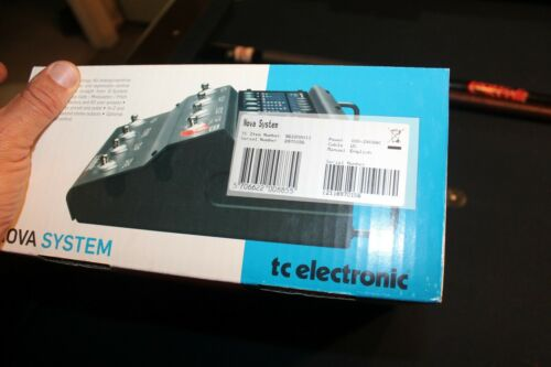 TC Electronic Nova System, New In Box, Never Used, Look!!