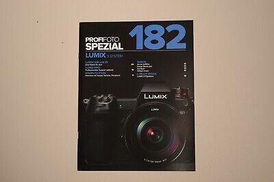 Profifoto Spezial 182 Panasonic Lumix S System S1 / S1R Gehäuse neu Nikon Panasonic Lumix