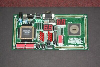 Used Altera Max University Program Education Development Board Unico Electronics