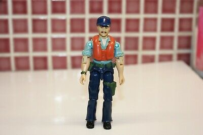 Vintage G.I. Joe Action Figure - 1984 Hovercraft Pilot Cutter (v1)