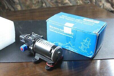 High Pressure Water Pump Micro Electric Diaphragm Pump 3210yb 12v 100w 8lmin