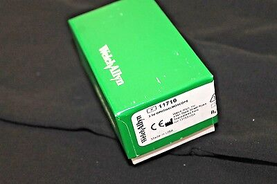 Welch Allyn 11710 3.5v Standard Ophthalmoscope-- New