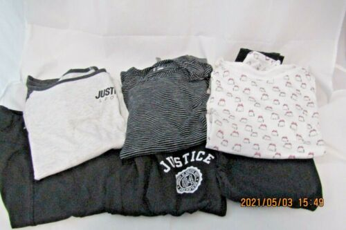 Girls size 12 Justice clothing lot