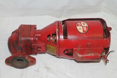 Bell Gossett Series 100 Cast Iron Circulator Pump 112 Hp 115v