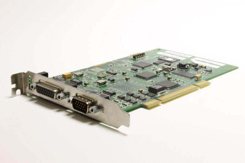 Cognex Vm35a Frame Grabber 203-1067-rc 801-8142-01 200-0167-5 Mvs 8100d
