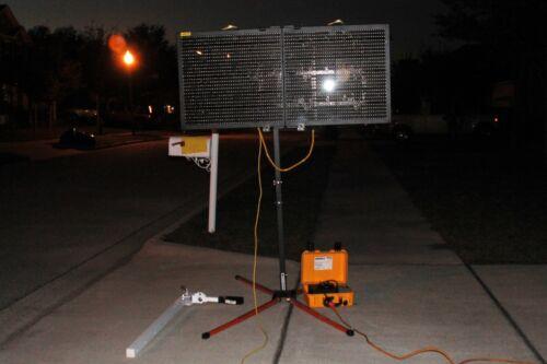 28x58  BOARD LED  DISPLAY INSTALERT RAPID MESSENGER  MOBILE TRAFFIC / MESSENGER