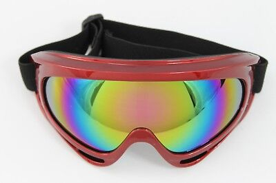 как выглядит Снегоступы C526Red Youth / Adults UV glasses goggles Protection for hunting ski snowshoe фото