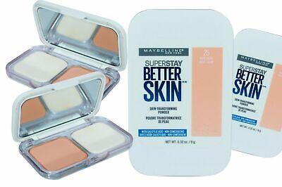 Maybelline Superstay Better Skin Skin-Transforming Powder ~ Choose