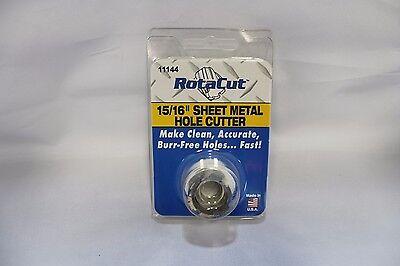 1516 Rotacut Sheet Metal Cutter 11000 Series Hougen Part Number 11144