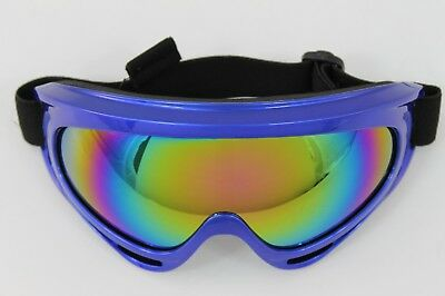 как выглядит Снегоступы C526Blue Youth / Adults UV glasses goggles Protection for hunting ski snowshoe фото