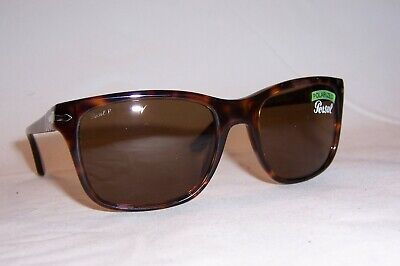 78d2284db6a66 NEW Persol Sunglasses PO 3135 S HAVANA BROWN POLARIZED 24 57 AUTHENTIC