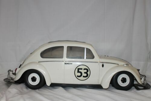 Herbie the Luv Bug RC Car 1:6 Scale 2005 Planet Toys VW