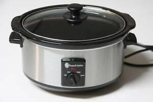 Russell Hobbs slow cooker Model 4443BSS