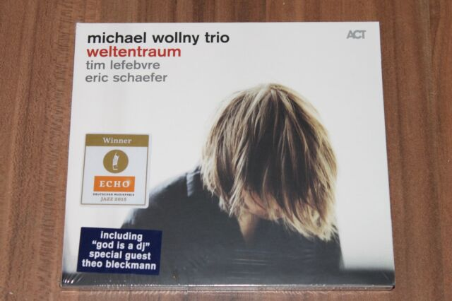 Michael Wollny - Weltentraum (2014) (CD) (ACT - ACT 9563-2) (Neu+OVP)