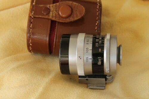 early Tanaka Kogaku Universal finder 28 - 135 mm for Tanack 35