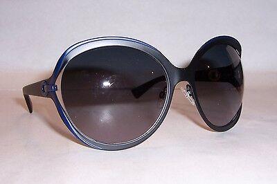 NEW CHRISTIAN DIOR ELLE 1/S 6MT-HA BLACK/GRAY SUNGLASSES - Elle Gray Sunglasses