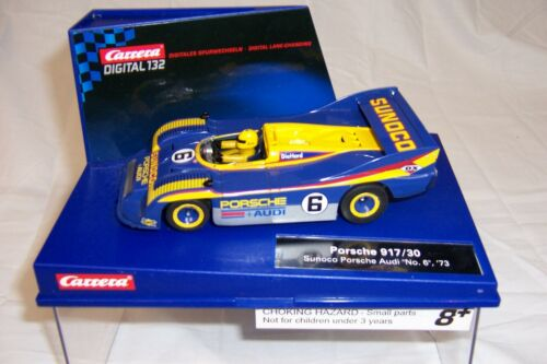 Carrera  Digital 132 Porsche 917/30 Sunoco