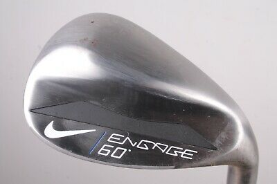 Golfschläger NIKE ENGAGE TOE SWEEP 60 DEG LOB WEDGE KBS CTAPER REGULAR FLEX STEEL