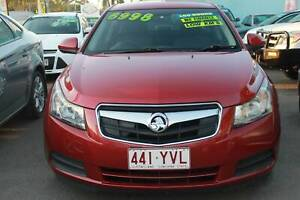 2010 Holden Cruze Auto Sedan Nerang Gold Coast West Preview