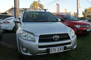 2009 TOYOTA RAV4  CRUISER AUTOMATIC STATION WAGON Nerang Gold Coast West Preview