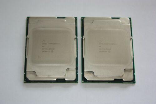 Intel Xeon Gold 5320H QSTN ES LGA 4189 socket 20 Core 2.2Ghz 40T The New LGA3647