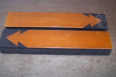 Whelen Edge 9000 Arrow Lens Set Last Set Left
