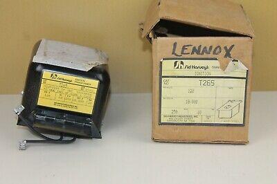 Sid Harveys Transformer Ignition T265 120v Nob Locpa3