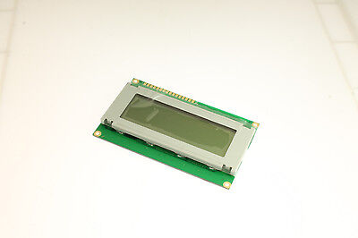 2pcs. 20x4 Character Count Lcd Display Module Gray Reflective Rohs