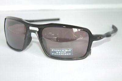 Oakley Triggerman POLARIZED Sunglasses OO9266-06 Polished Black W/ PRIZM (Oakley Triggerman)