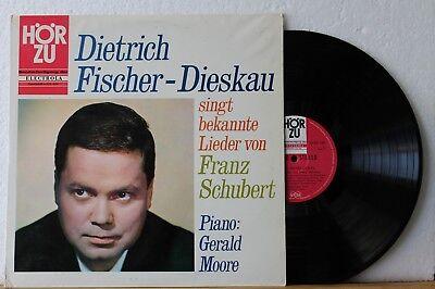 DIETRICH FISCHER DIESKAU singt bekannte Lieder von Franz Schubert - SHZE 148
