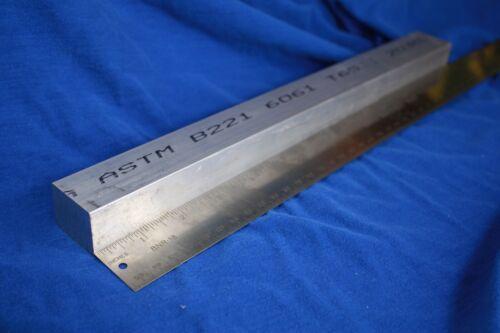"1"" x 1-1/4""(1.250"") x 12""+ 6061 T6 Aluminum Bar Rectangle rod"