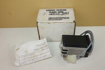 Whelen Strobe Check Ii Strobe Beacon Flash Tube Check Unit Locshelfv