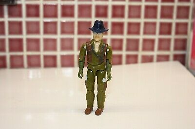 Vintage G.I. Joe Action Figure - 1983 Helicopter Pilot Wild Bill (v1)