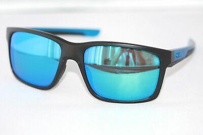 Oakley Mainlink POLARIZED Sunglasses OO9264-2557 Black W/ PRIZM Sapphire Lens (Mainlink Polarized)