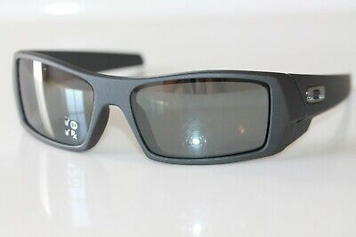 Oakley SI Gascan POLARIZED Sunglasses 53-112 Cerakote Cobalt W/ Black Iridium  (Black Oakley Gascan Sunglasses)