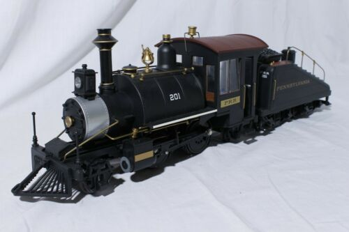 Aristo-Craft ART-21001 Pennsylvania PRR Rogers 2-4-2 Steam Locomotive & Tender G