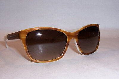 NEW EMPORIO ARMANI SUNGLASSES EA 4004 504713 BROWN/BROWN AUTHENTIC
