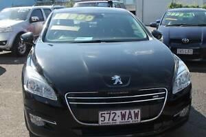 2011 PEUGEOT 508 Allure HDi Auto Sedan Nerang Gold Coast West Preview